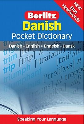 Danish Pocket Dictionary (Berlitz Pocket Dictionary) (English and Danish Edition)