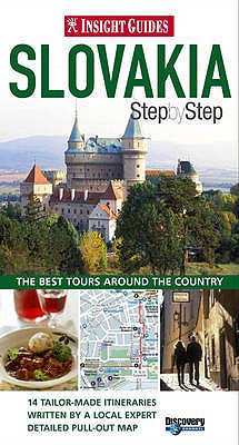 Image for Slovakia Insight Step by Step Guide (Insight Step by Step Guides)