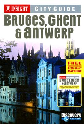 Image for INSIGHT CITY GUIDE BRUGES/GHENT/ANTWERP