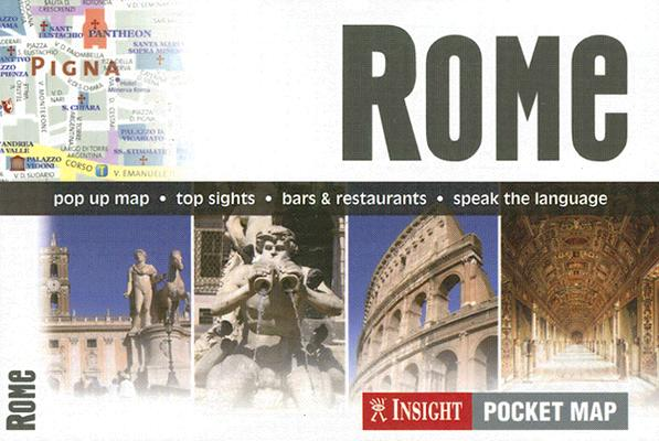 Image for Rome Insight Pocket Map (Insight Maps)