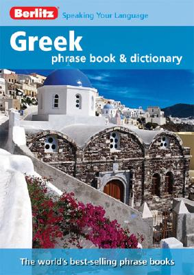 Greek Phrase Book, Berlitz