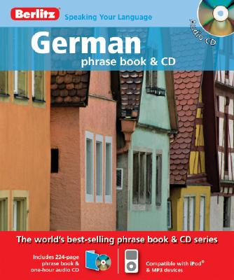 Berlitz German Phrase Book (Berlitz Phrase Book & CD) (German Edition)