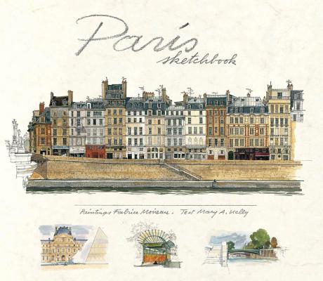 Image for Paris Sketchbook