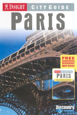 Image for Insight City Guide Paris (Book & Restaurant Guide)