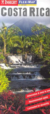 Image for Costa Rica Insight Fleximap (Fleximaps)