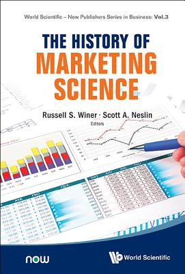 Image for History Of Marketing Science, The (World Scientific-Now Publishers Business)