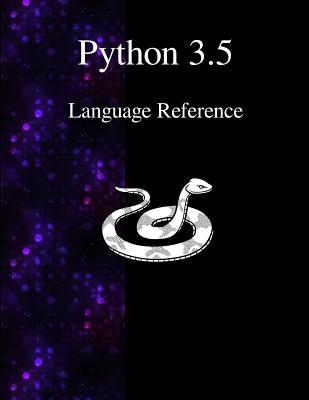 Image for Python 3.5 Language Reference